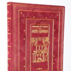 Libros antiguos: ARTE CISORIA. TRATADO DEL ARTE DE CORTAR DEL CUCHILLO.. Lote 110111147