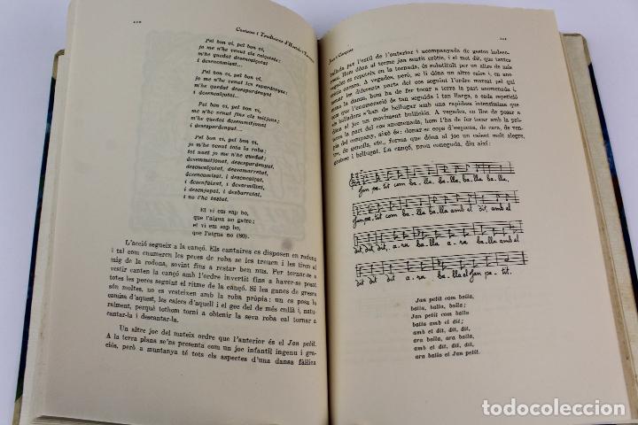 Libros antiguos: L- 915. COSTUMS I TRADICIONS D' HOSTALS I TAVERNES. JOAN AMADES, 1936. - Foto 11 - 110204799