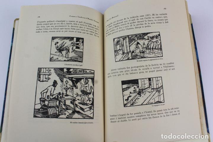 Libros antiguos: L- 915. COSTUMS I TRADICIONS D' HOSTALS I TAVERNES. JOAN AMADES, 1936. - Foto 14 - 110204799