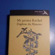 Libros antiguos: MI PRIMA RACHEL - DAPHNE DU MAURIER. Lote 110261683