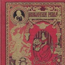 Libros antiguos: J.N. BOUILLY. CONSEJOS A MI HIJA. MADRID, SATURNINO CALLEJA, 1919. EXCELENTE CONSERVACIÓN.. Lote 110271179