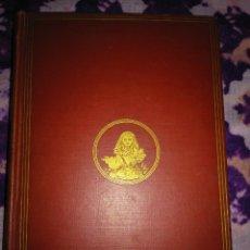 Libros antiguos: ALICES ADVENTURES IN WONDERLAND 1927. Lote 110292739