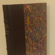Libros antiguos: JOCHS FLORALS DE LA LLENGUA CATALANA. EN L'ANY XVI DE LLUR RESTAURACIÓ. 1874. EDICIÓ EN PAPER DE FIL. Lote 110315383