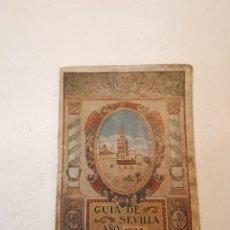 Libros antiguos: GUÍA DE SEVILLA PEDRO ROLDAN. Lote 110377619