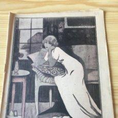 Libri antichi: LOS CONTEMPORÁNEOS: COMO EMPIEZA LA VIDA DE JOSE MARÍA BALLESTEROS, ILUST: JOSÉ ZAMORA ,16-FEB-1912 . Lote 110550171