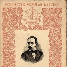 Libros antiguos: MASPONS I LABRÓS : JOCS D'INFANTS (BARCINO, 1933) - CATALÁN. Lote 110671375