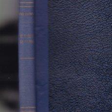 Libri antichi: PIO BAROJA - EL SUEÑO DE LAS CALAVERAS - ESPASA / CALPE . Lote 110704795