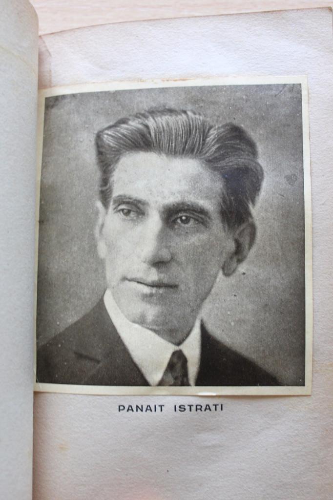 Libros antiguos: Panait Istrati - Domnitza de Snagov (Adrián Zograffi). Mi tío Anghel - Editorial Lux 1926 - Foto 6 - 110708955