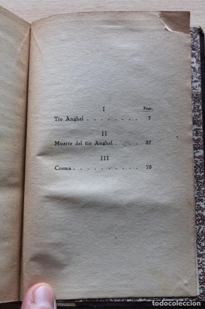Libros antiguos: Panait Istrati - Domnitza de Snagov (Adrián Zograffi). Mi tío Anghel - Editorial Lux 1926 - Foto 5 - 110708955