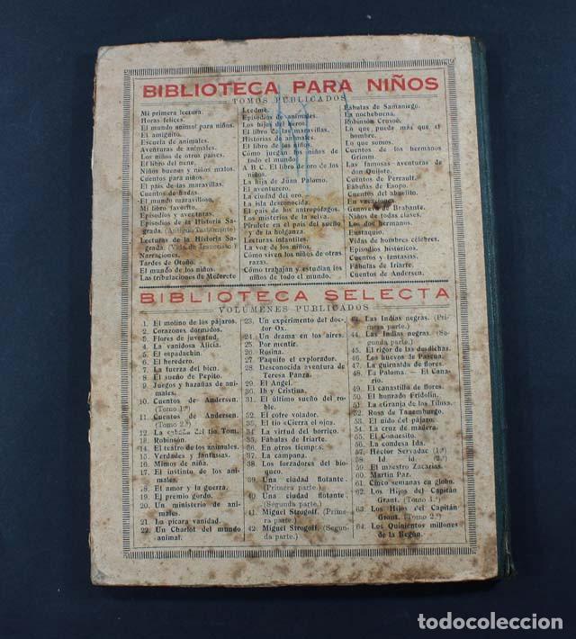 Libros antiguos: EUSTAQUIO, CRISTOBAL SCHMID, RAMON SOPENA 1919 BIBLIOTECA PARA NIÑOS, 62 PAGINAS TAPA DURA - Foto 4 - 110734511