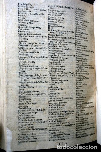 Libros antiguos: 1650 - HISTORIA GENERAL DE ESPAÑA JUAN DE MARIANA - TOMO SEGUNDO - EXCELENTE ESTADO - Foto 4 - 110746427