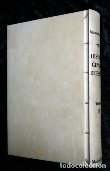 Libros antiguos: 1650 - HISTORIA GENERAL DE ESPAÑA JUAN DE MARIANA - TOMO SEGUNDO - EXCELENTE ESTADO - Foto 5 - 110746427