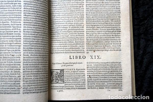 Libros antiguos: 1650 - HISTORIA GENERAL DE ESPAÑA JUAN DE MARIANA - TOMO SEGUNDO - EXCELENTE ESTADO - Foto 6 - 110746427