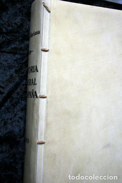 Libros antiguos: 1650 - HISTORIA GENERAL DE ESPAÑA JUAN DE MARIANA - TOMO SEGUNDO - EXCELENTE ESTADO - Foto 8 - 110746427