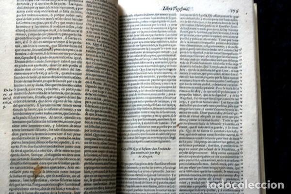 Libros antiguos: 1650 - HISTORIA GENERAL DE ESPAÑA JUAN DE MARIANA - TOMO SEGUNDO - EXCELENTE ESTADO - Foto 13 - 110746427