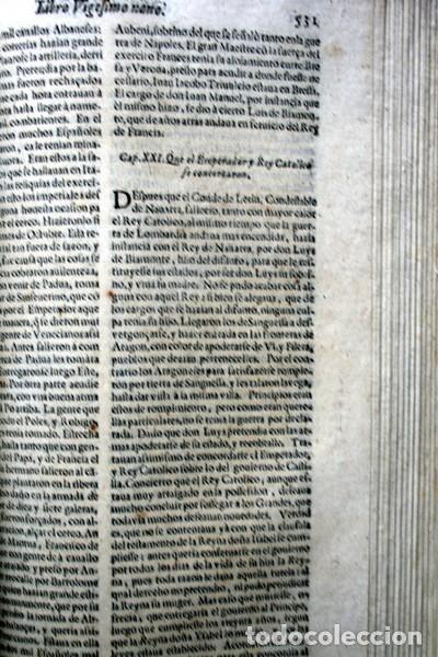 Libros antiguos: 1650 - HISTORIA GENERAL DE ESPAÑA JUAN DE MARIANA - TOMO SEGUNDO - EXCELENTE ESTADO - Foto 15 - 110746427