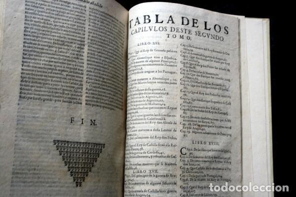 Libros antiguos: 1650 - HISTORIA GENERAL DE ESPAÑA JUAN DE MARIANA - TOMO SEGUNDO - EXCELENTE ESTADO - Foto 16 - 110746427