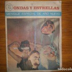 Libros antiguos: ONDAS Y ESTRALLAS AÑOS 60 70. Lote 110803383