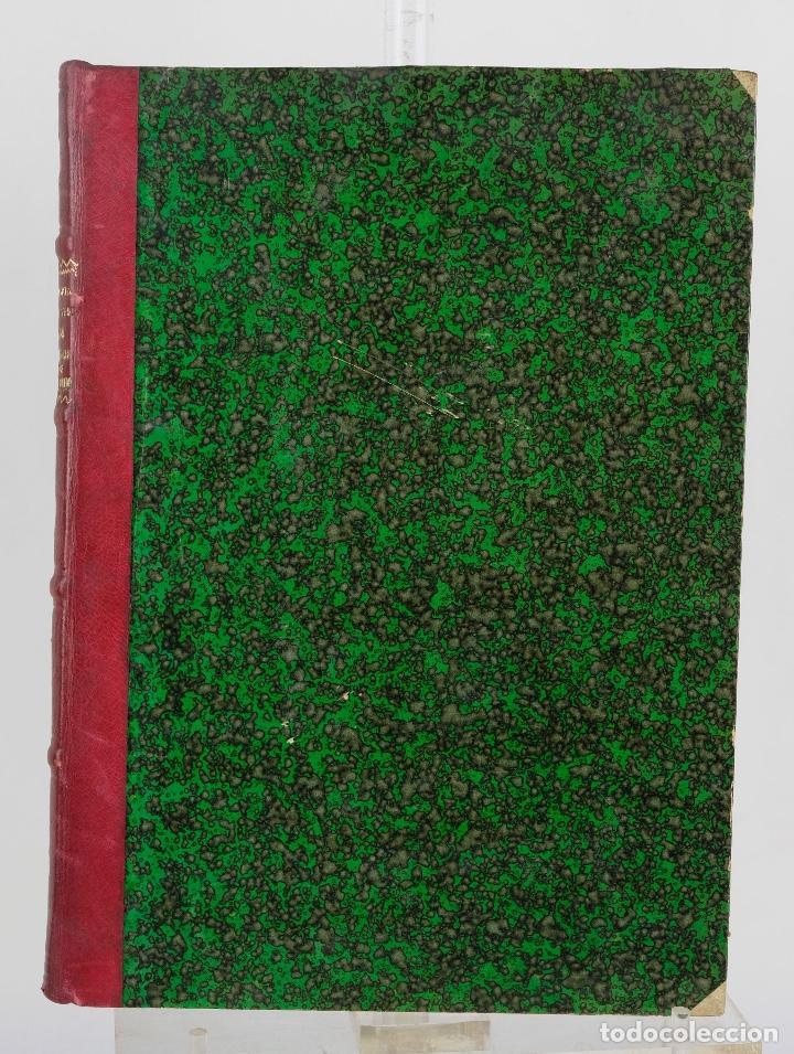 Libros antiguos: Historia biográfica de los presidentes de los Estados Unidos-Enrique Leopoldo de Verneuill 1885 - Foto 2 - 110920763