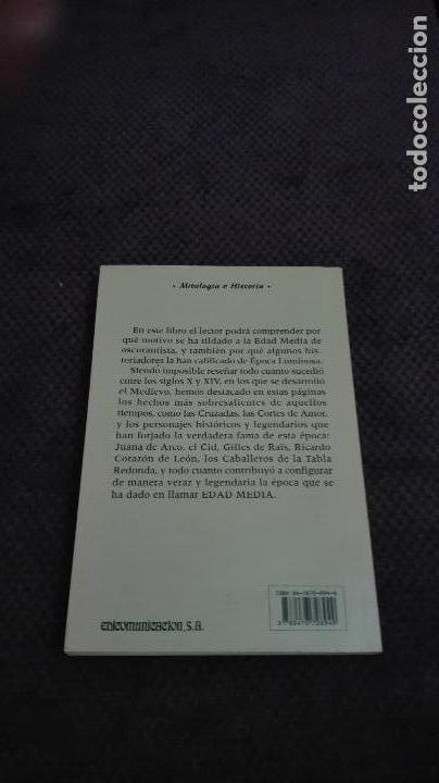 Libros antiguos: mitos y leyendas de la edad media R.R. ayala - Foto 3 - 111027091