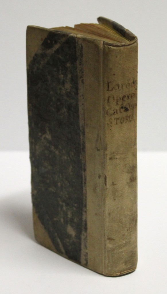 Libros antiguos: HISTORIA CATALANA TRASPORTATA DAL FRANCESE... - CAMUS, Jean Pierre y LOREDANO, Giovanni Francesco. - Foto 5 - 109023128