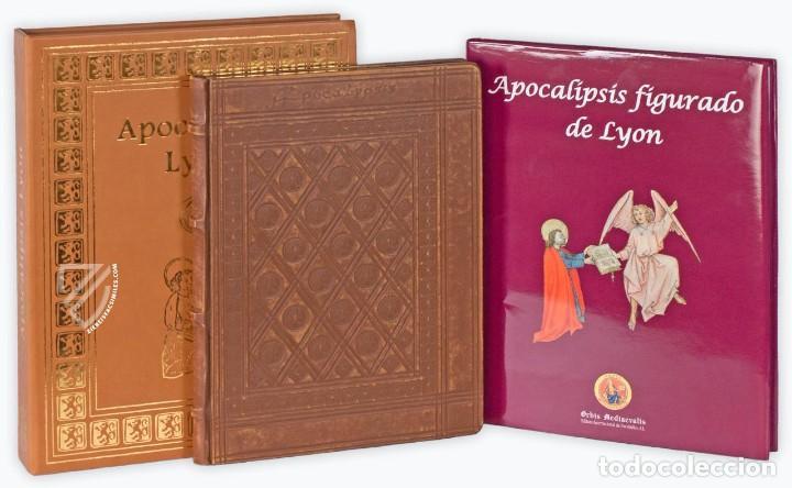 APOCALIPSIS ILUMINADO DE LYON (FACSIMIL) (Libros Antiguos, Raros y Curiosos - Ciencias, Manuales y Oficios - Otros)