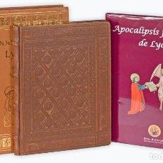 Libros antiguos: APOCALIPSIS ILUMINADO DE LYON (FACSIMIL). Lote 111115239