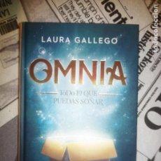 Omnia - Laura Gallego - GOLY