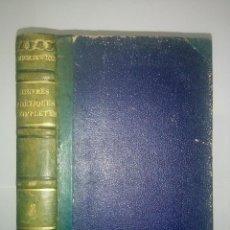Libros antiguos: OEUVRES POÊTIQUES COMPLÊTES 1859 ADAM MIÇKIEWICZ TOME II EDITA LIBRAIRIE DE FIRMIN DIDOT FRÉRES. Lote 111173971