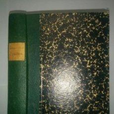 Libros antiguos: JOCELYN ÉPISODE JOURNAL TROUVÉ CHEZ UN CURÉ DE VILLAGE 1885 OEUVRES DE LAMARTINE ED. HACHETTE. Lote 111174987