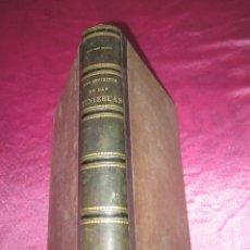 Livres anciens: LOS ESPIRITUS DE LAS TINIEBLAS AÑO 1888 LIBRO SOBRE LAS PRACTICAS DEL ESPIRITISMO. Lote 31824161