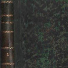 Libros antiguos: FLEURANGE - M AUGUSTUS CRAVEN / TOMO II / MUNDI-3067. Lote 111219239