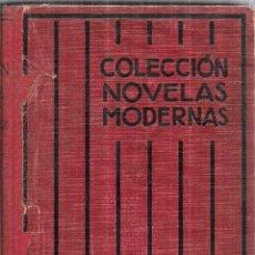 Libros antiguos: LA ORACION DE LA TARDE. TERCERA EDICION. S. GONZALEZ. ANAYA. EDITORIAL JUVENTUD. S. A. 1932.. Lote 111224359