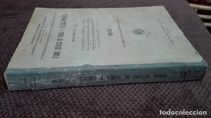 Libros antiguos: MINISTERIO DE MARINA INSTITUTO HIDROGRAFICO DE LA MARINA-1970 - Foto 3 - 111274855