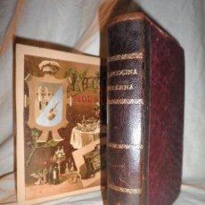 Libros antiguos: LA COCINA MODERNA PERFECCIONADA - AÑO 1889 - EDICION ORIGINAL ILUSTRADA·GASTRONOMIA.. Lote 111289951