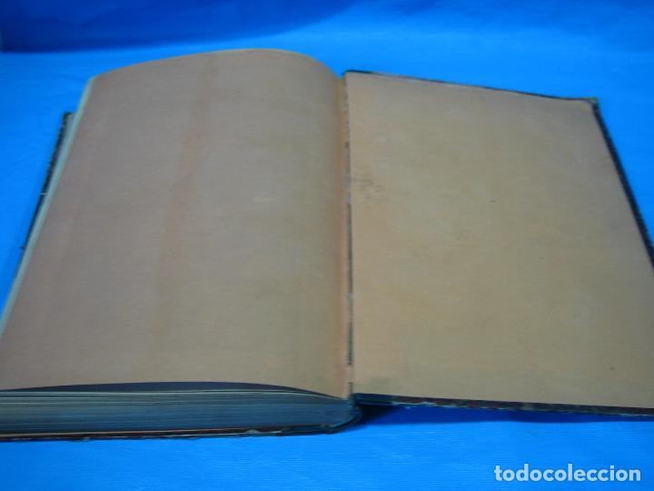 Libros antiguos: La gaceta industrial. Económica y científica 1890. Revista de electricidad - Foto 4 - 111460379