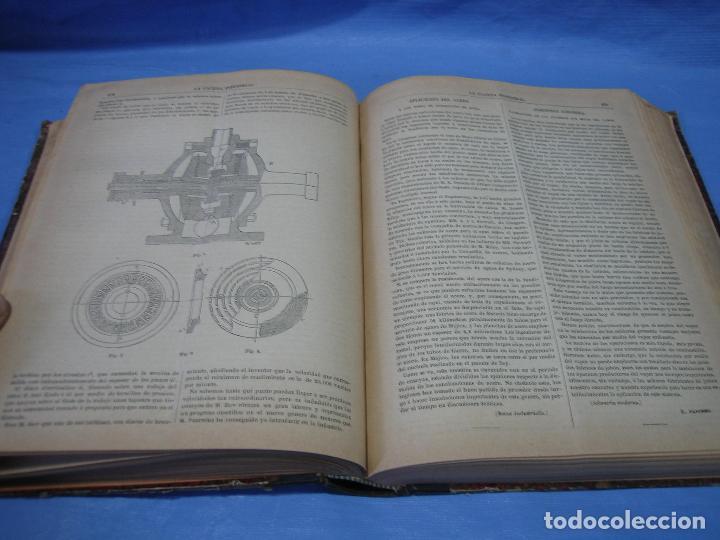 Libros antiguos: La gaceta industrial. Económica y científica 1890. Revista de electricidad - Foto 11 - 111460379