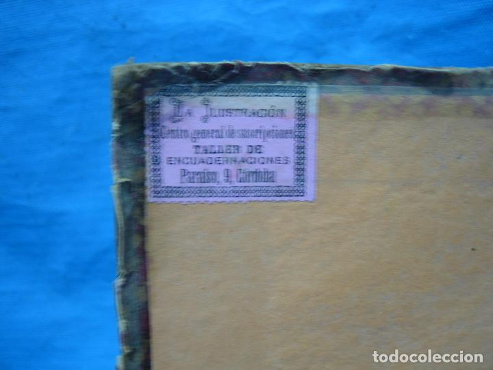 Libros antiguos: La gaceta industrial. Económica y científica 1890. Revista de electricidad - Foto 18 - 111460379