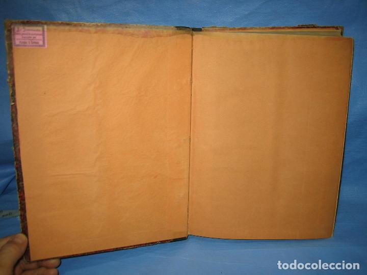 Libros antiguos: La gaceta industrial. Económica y científica 1890. Revista de electricidad - Foto 19 - 111460379