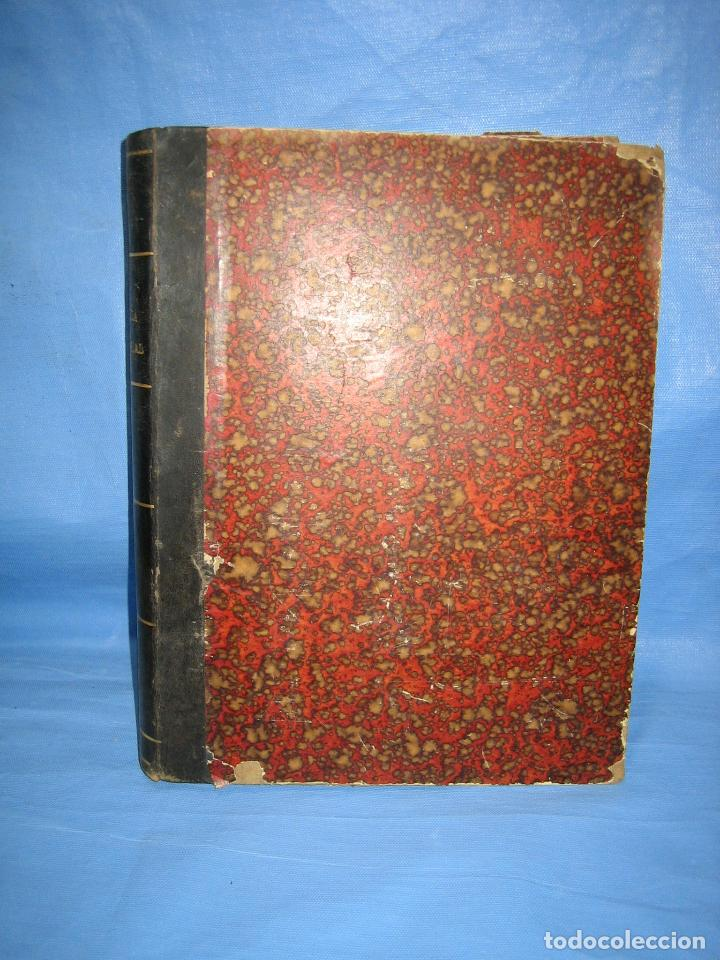 Libros antiguos: La gaceta industrial. Económica y científica 1890. Revista de electricidad - Foto 20 - 111460379