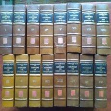 Libros antiguos: HISTORIA DE CATALUNYA, 16 VOLUMS, OBRA COMPLETA, ROVIRA I VIRGILI, J. SOBREQUES I CALLICO.ANY 1980. Lote 111490355