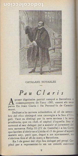 Libros antiguos: Setmanari Curiositats de Catalunya Volum 1 de l1 al 26. 22x12 cm. [806] pàg. + índexs semestre - Foto 17 - 111495811