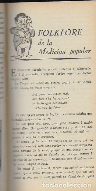 Libros antiguos: Setmanari Curiositats de Catalunya Volum 1 de l1 al 26. 22x12 cm. [806] pàg. + índexs semestre - Foto 18 - 111495811