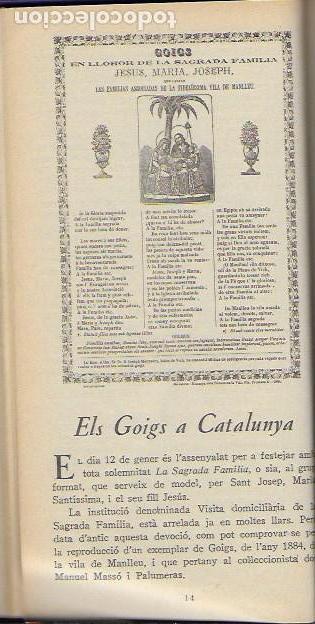 Libros antiguos: Setmanari Curiositats de Catalunya Volum 1 de l1 al 26. 22x12 cm. [806] pàg. + índexs semestre - Foto 20 - 111495811