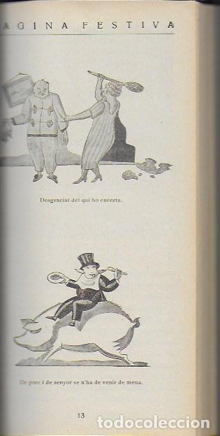 Libros antiguos: Setmanari Curiositats de Catalunya Volum 1 de l1 al 26. 22x12 cm. [806] pàg. + índexs semestre - Foto 22 - 111495811