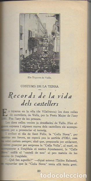 Libros antiguos: Setmanari Curiositats de Catalunya Volum 1 de l1 al 26. 22x12 cm. [806] pàg. + índexs semestre - Foto 27 - 111495811