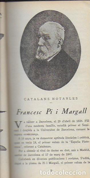 Libros antiguos: Setmanari Curiositats de Catalunya Volum 1 de l1 al 26. 22x12 cm. [806] pàg. + índexs semestre - Foto 28 - 111495811