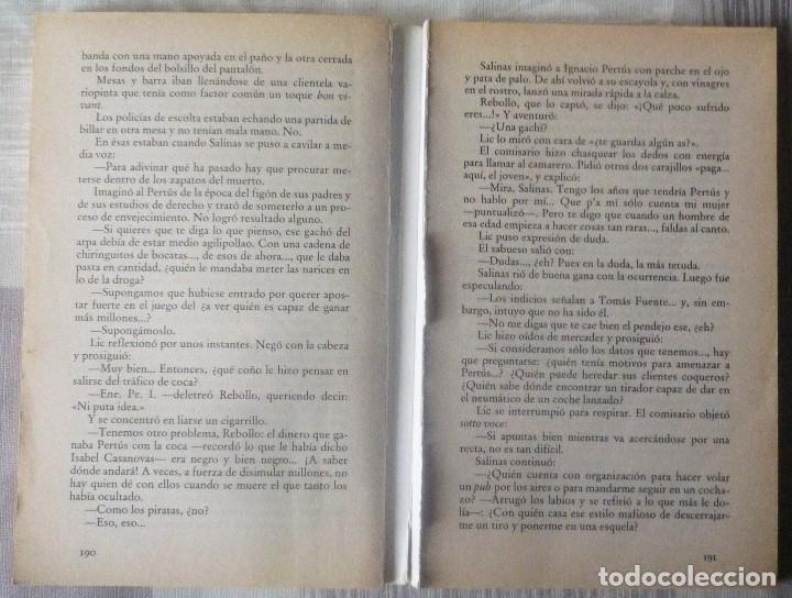 Libros antiguos: EL SEÑOR DE LA COCA. DE PEDRO CASALS - Foto 4 - 111505075