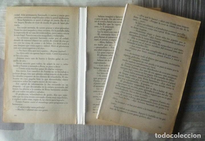 Libros antiguos: EL SEÑOR DE LA COCA. DE PEDRO CASALS - Foto 5 - 111505075