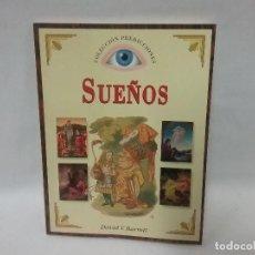 Libros antiguos: LIBRO SUEÑOS - COLECCIÓN PREDICCIONES - DAVID V. BARRETT - EDITORIAL JUVENTUD . Lote 111512275